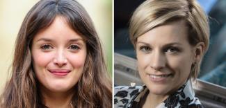 #casting femmes et hommes 16/70 ans pour tournage série avec Veerle Baetens et Charlotte Le Bon