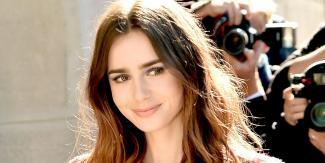 #casting hommes et femmes 20/35 ans d'origine américaine pour tournage série avec Lily Collins