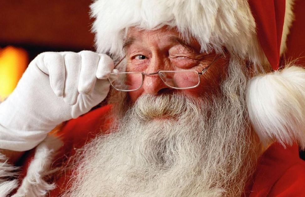 #figuration homme pour incarner le Père Noël durant les fêtes