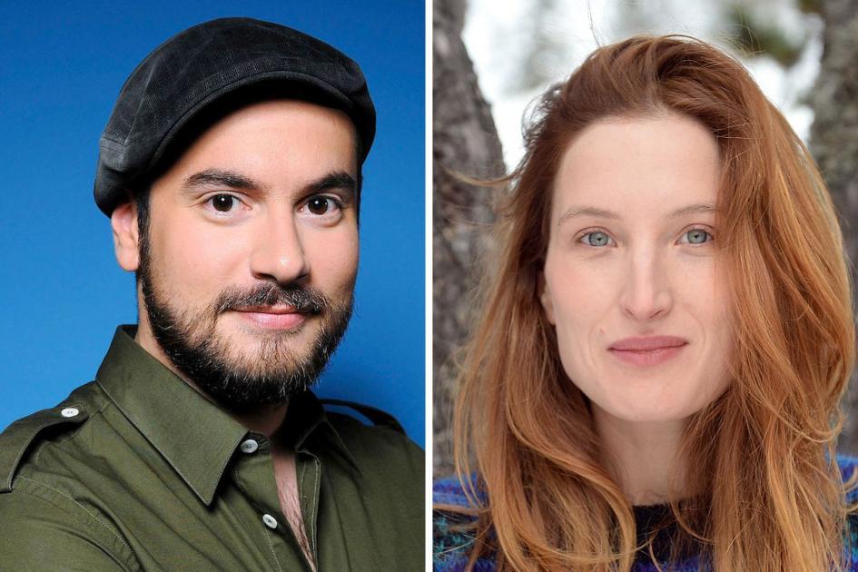 #casting 85 femmes et hommes 18/70 ans pour tournage film avec Kyan Khojandi et Julia Piaton