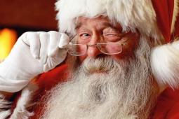 #figuration homme 45/80 ans pour incarner le Père Noël