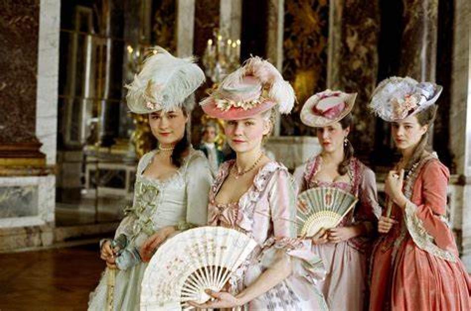 #casting homme/femme pour le tournage d'un documentaire sur Marie-Antoinette