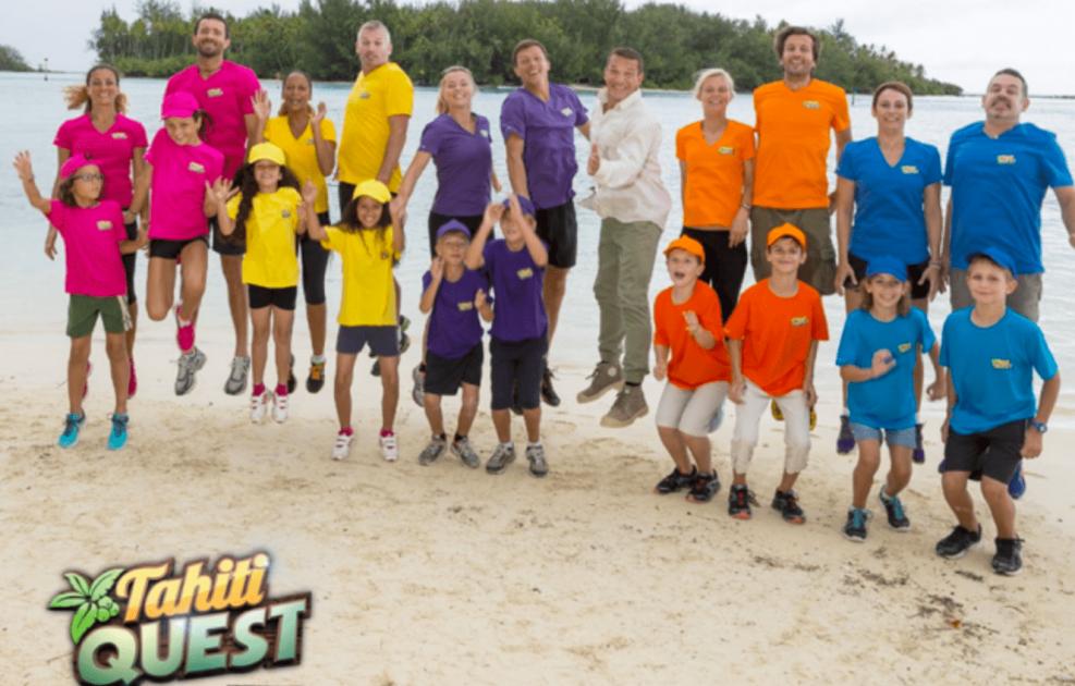 #casting #enfants 8/12 ans pour la saison 5 de Tahiti Quest #TahitiQuest #Gulli