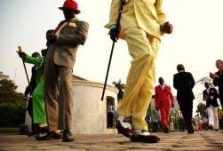 #figuration hommes et femmes #Congolaise pour long-métrage de Yohann Gloaguen