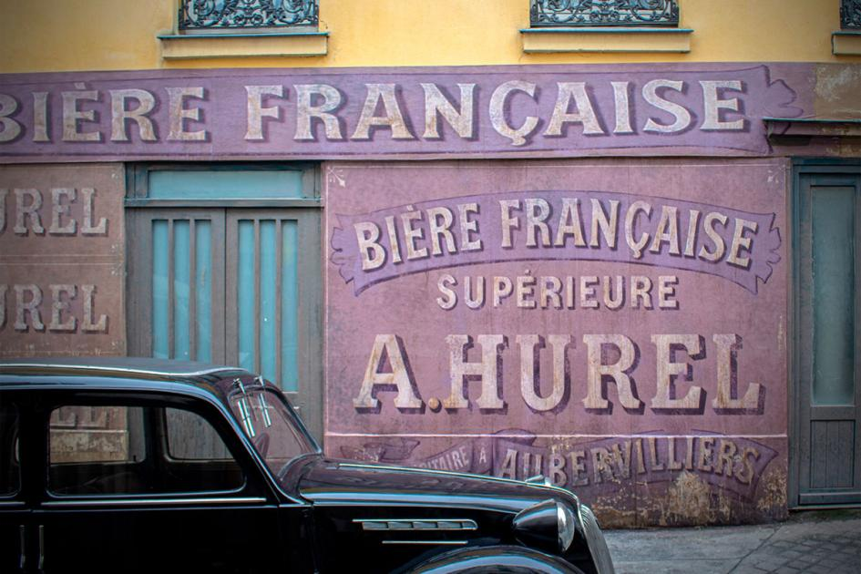 Adieu Monsieur Haffmann : Paris désert