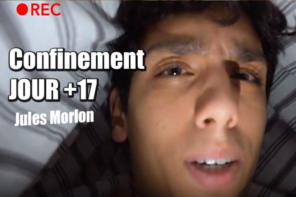 Confinement jour 17 : Le court-métrage de Jules Morlon