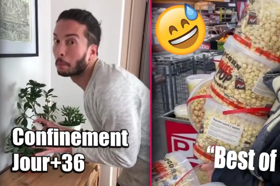 BESTOF #confinement : Les vidéos drôles du confinement ! Jour+36
