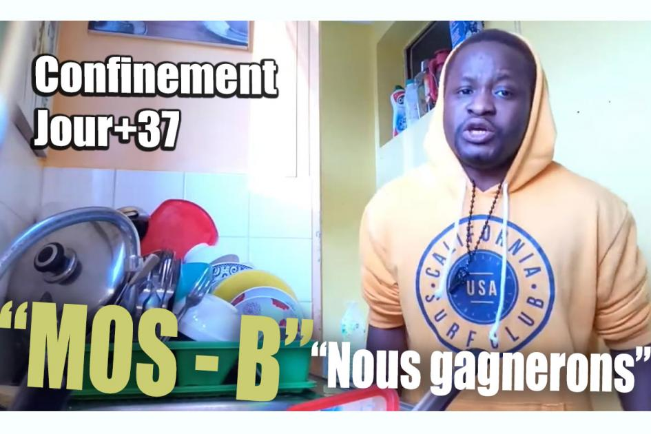 #Confinement jour+37 : MOS-B