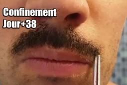 #confinement : La préparation de Florian ! Jour+38