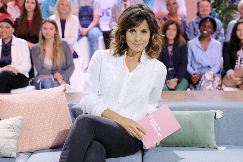 Faustine Bollaert reprendra ses tournages dès le 11 mai sur France 2