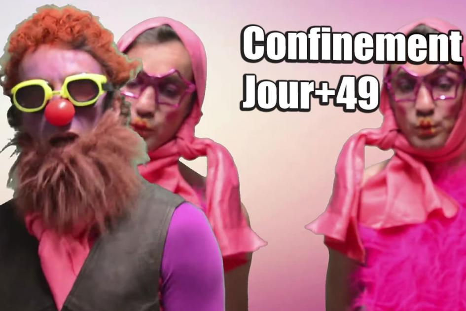 #Confinement jour +49 :  Willy PEVET #Muppets