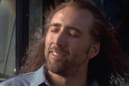 Heureusement il y a Nicolas Cage…