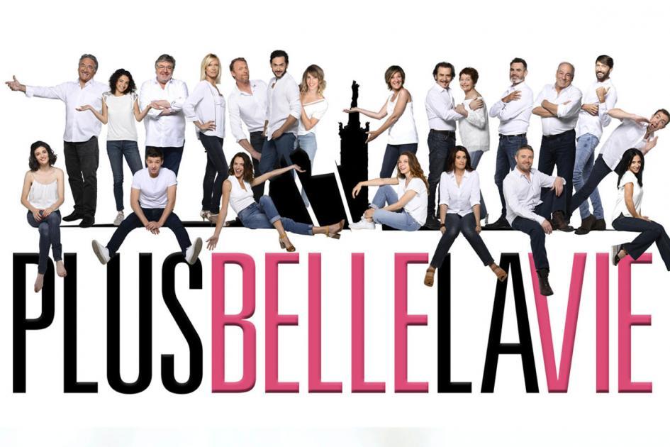 Reprise des tournages le 26 mai 2020 pour la série « Plus belle la vie »