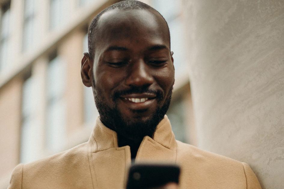 #casting homme noir 30/35 ans pour tournage publicité