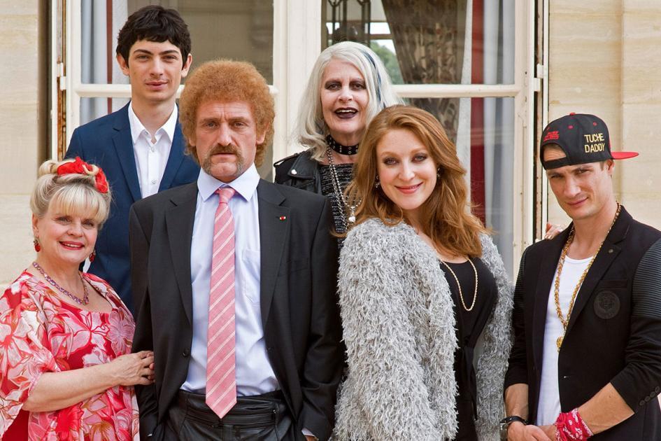 #casting #doublure Isabelle Nanty femme 1m57 max pour « les Tuche 4 » d' Olivier Baroux,