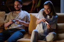 #figuration 16 femmes et hommes 18/25 ans pour tournage publicité jeu vidéo