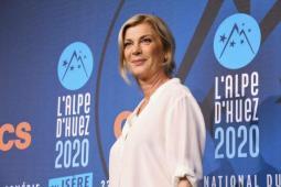 Michèle Laroque présidera le festival de l'Alpe d'Huez