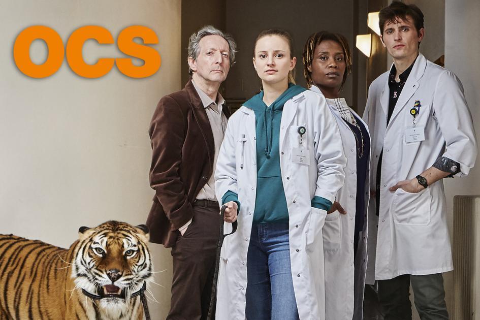 #casting femmes et hommes 18/75 ans pour tournage de la série HP