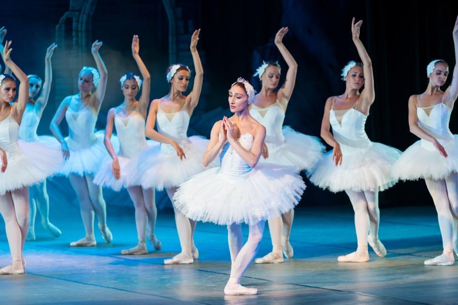 34 danseurs et danseuses de ballet classique pour tournage long-métrage