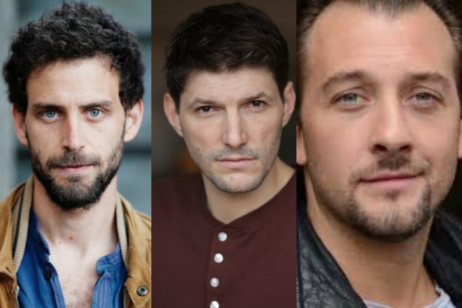 #casting 3 hommes 55/65 ans pour tournage série avec Olivier Marchal et Erika Sainte