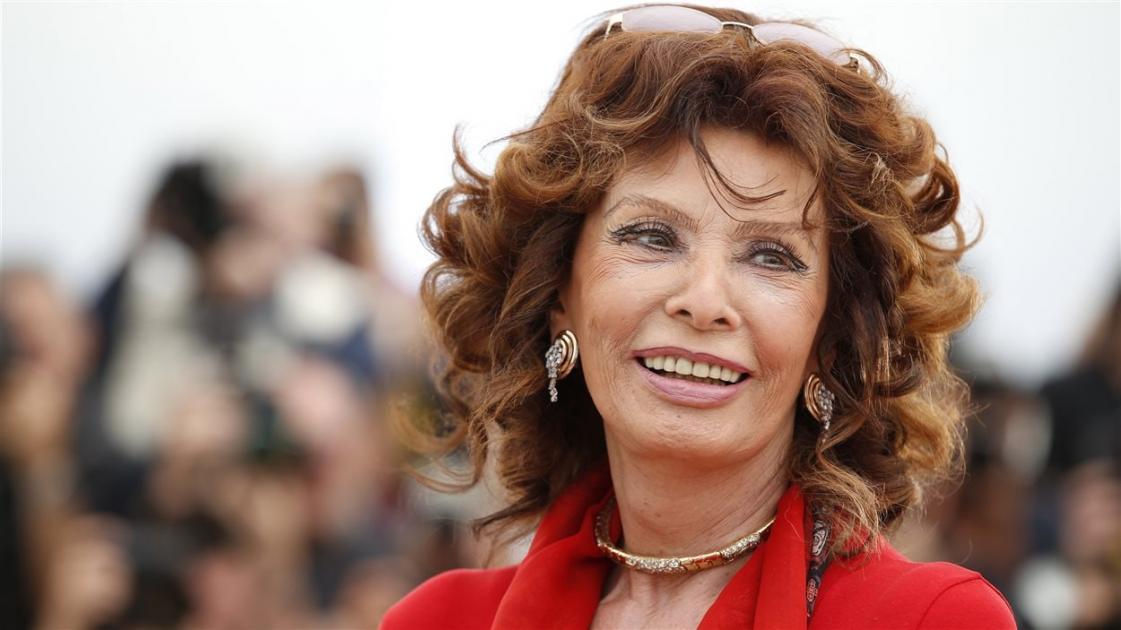 Sophia Loren, l'éternelle Diva se confie sur sa vie, ses films et l'Amour