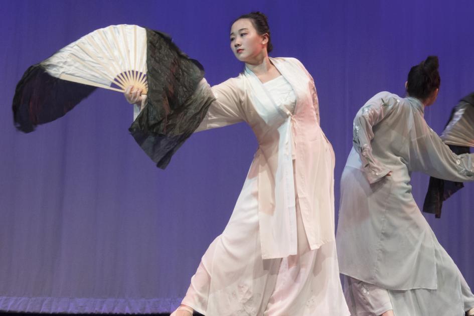 #casting 4 femmes 60/80 ans à l'aise en danse chinoise