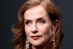 Une reconnaissance pour Isabelle Huppert