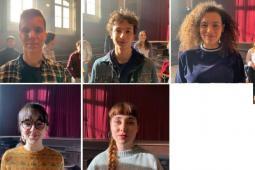 #casting femmes et hommes de 50 ans ressemblant aux jeunes gens sur la photo