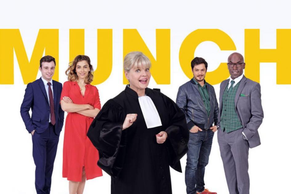 #casting femmes et hommes 30/65 ans possédant une robe d'avocat pour la série TF1