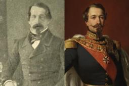 #casting homme ressemblant à Napoléon III pour le tournage d'un téléfilm japonais