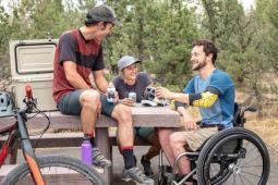 #casting homme 25/35 ans en chaise roulante pour le tournage d'une publicité
