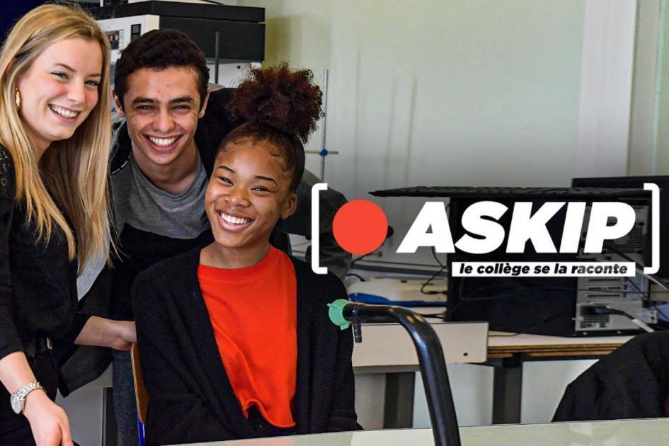 #Montpellier #casting filles et garçon 16/18 ans, divers profils, pour le tournage de la série ASKIP