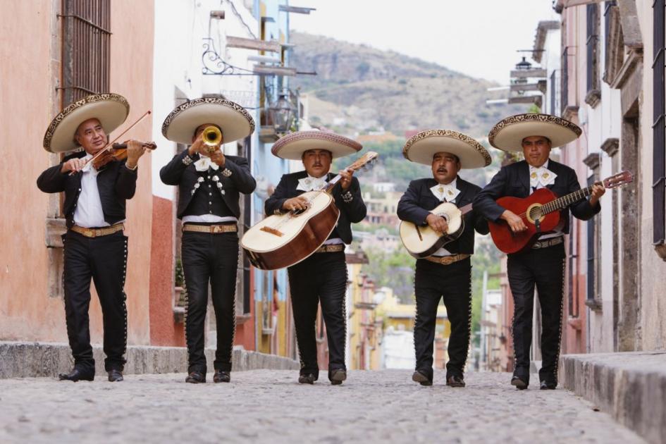 #casting groupe de Mariachis pour le tournage d'une série télévisée