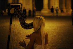 #casting harpiste de 16/25 ans, avec son instrument, pour le tournage d'un long-métrage