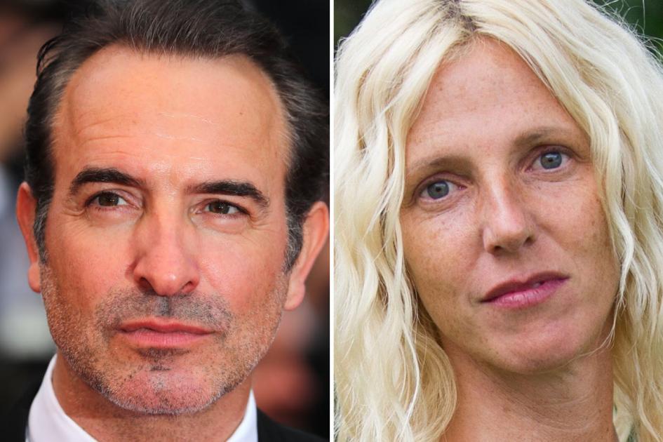 #casting femmes et hommes avec véhicule sombre pour un film avec Jean Dujardin et Sandrine Kiberlain