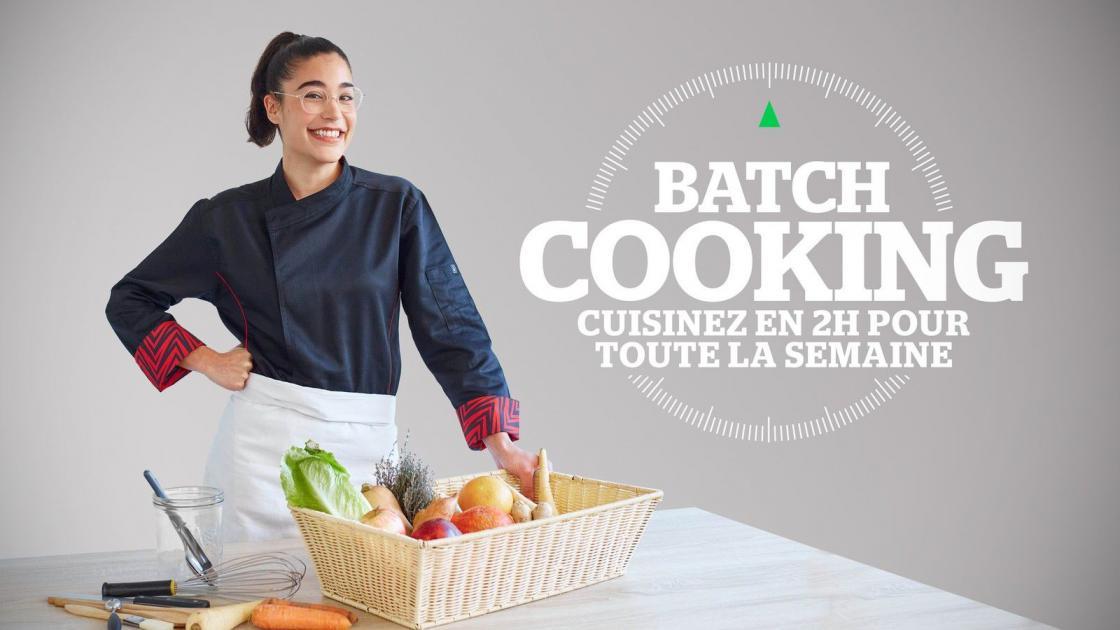 CASTING CUISINE Pour l'émission « BATCH COOKING » sur TEVA