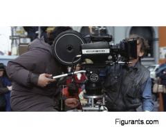 #figurants homme/femme 20-30 ans pour un #clip tourné en région #parisienne