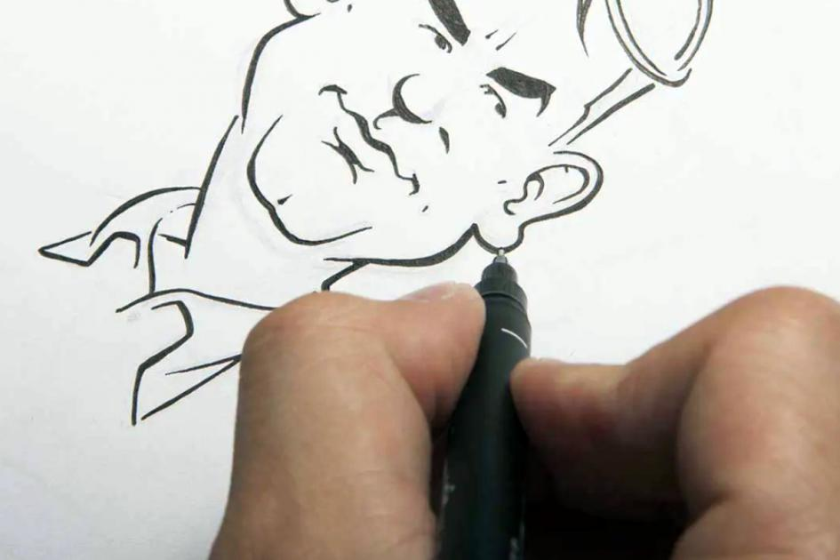 #casting un(e) caricaturiste pour le tournage d'un long-métrage