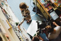#figuration femme de 20 à 30 ans pour le tournage d'un clip musical