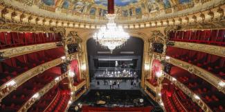 #Brétigny Figurants 25/50 ans pour tournage au Théâtre de Brétigny