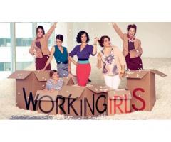 #figuration femme 70/80 ans pour la série WorkinGirls diffusée sur #Canal+ #Paris