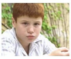 Garçon #Roux ou châtain clair de 11-12 ans pour le long métrage