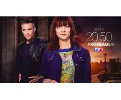 #Figurante 21 ans pour épisodes 75 et 76 de la série #Profilage #TF1