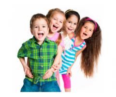 Recherche #enfants pour publicité