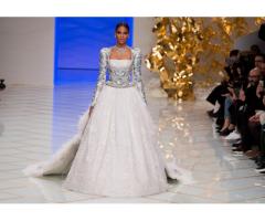 2 jeunes #danseurs de 15-20ans pour le prochain défilé Haute-Couture de Guo Pei #Paris