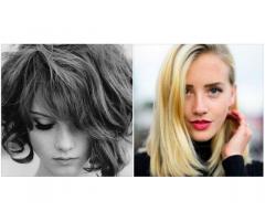 Modèles femme #coiffure pour grand défilé #ModsHair à #Paris