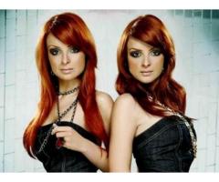 Recherche des jumelles entre 16 et 20 ans pour un film publicitaire TV #Paris #Belgique