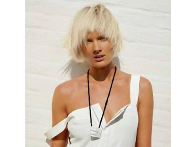 #Modèles base blondes et châtains pour un jeux concours de #coiffure #Paris