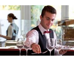 #figuration #barista #barman pour le tournage d'une #publicité #Paris
