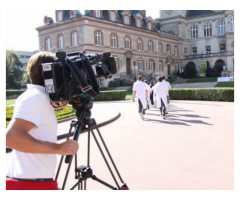 Hommes et femmes 20/30 ans pour faire des étudiants dans un film #Paris